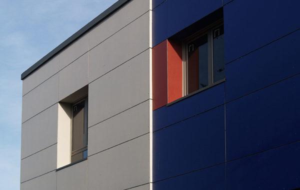 Vidroplast, servicio de fachadas